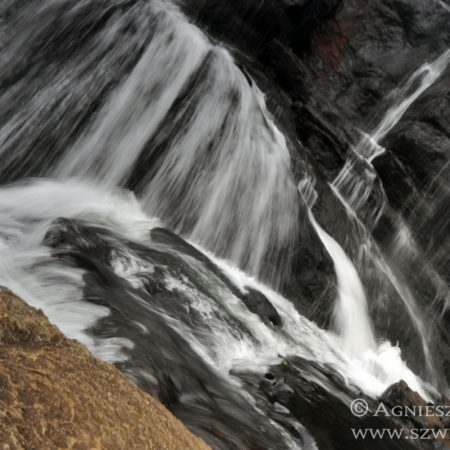 Sri Lanka, wodospad Bakera