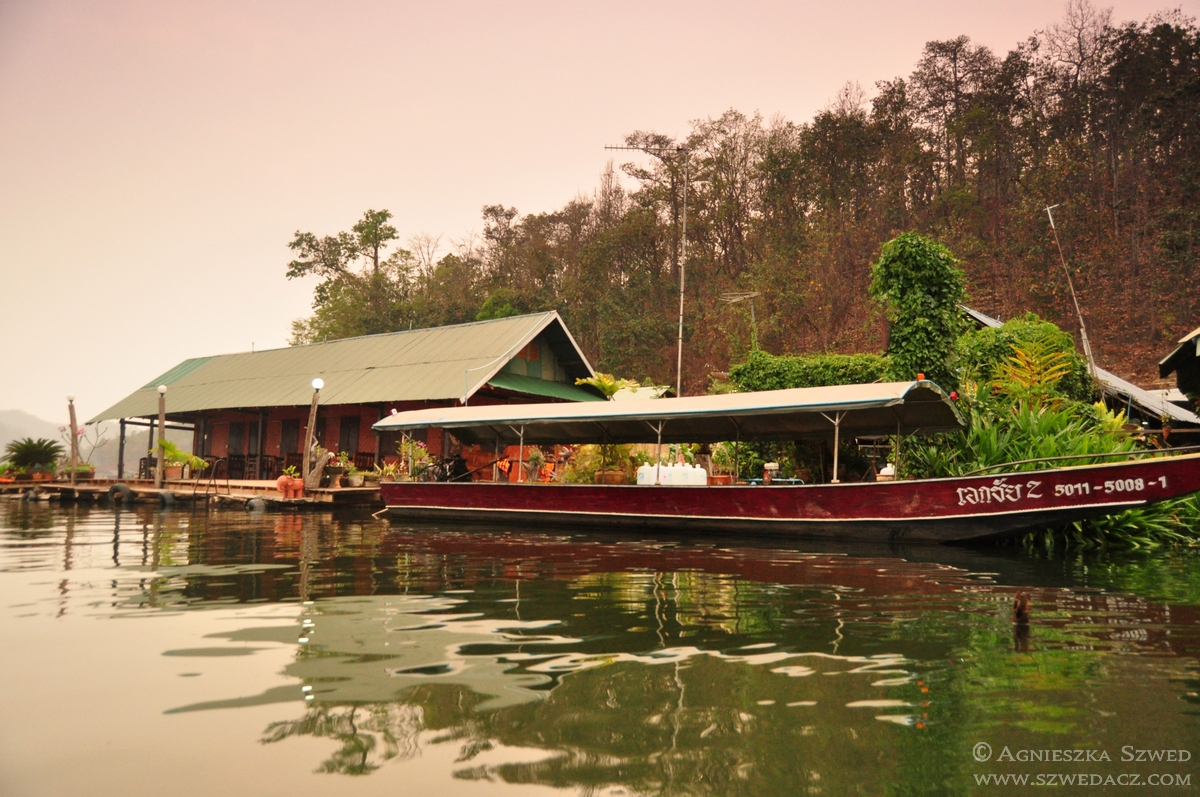 Tajlandia: Sri Lanna, Mae Ngat Dam