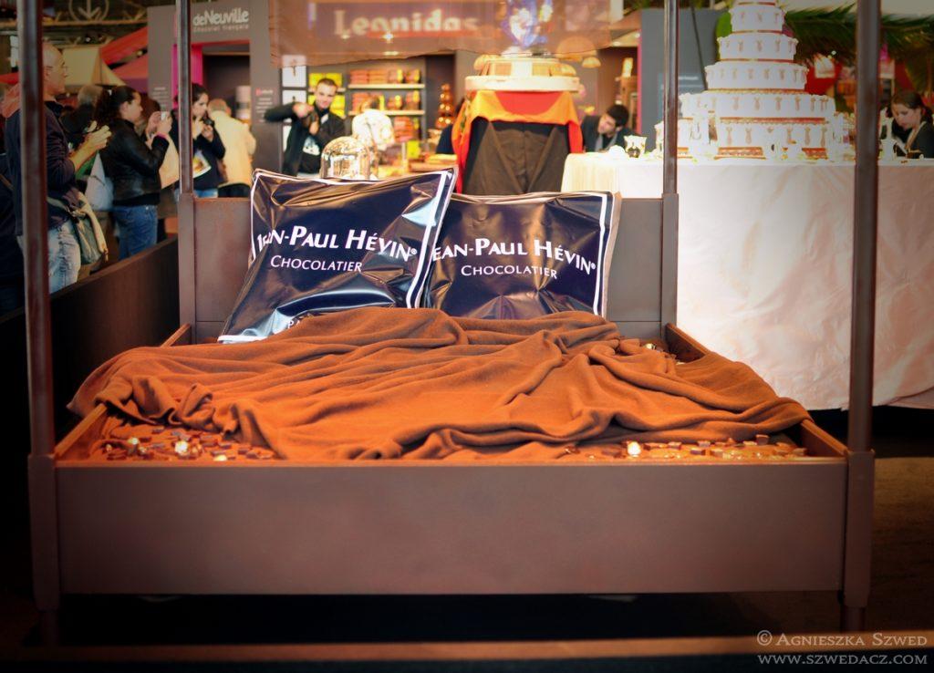 Paryż: Targi czekolady