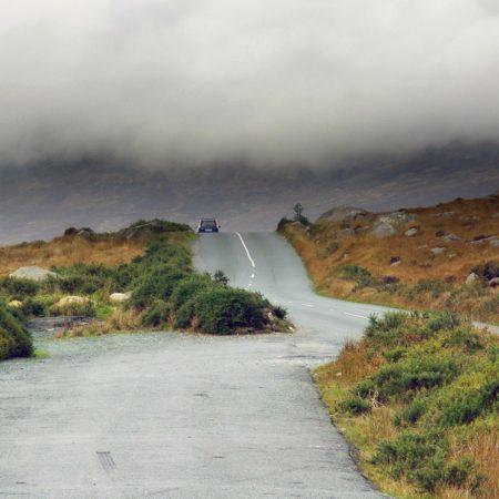 droga w Irlandii