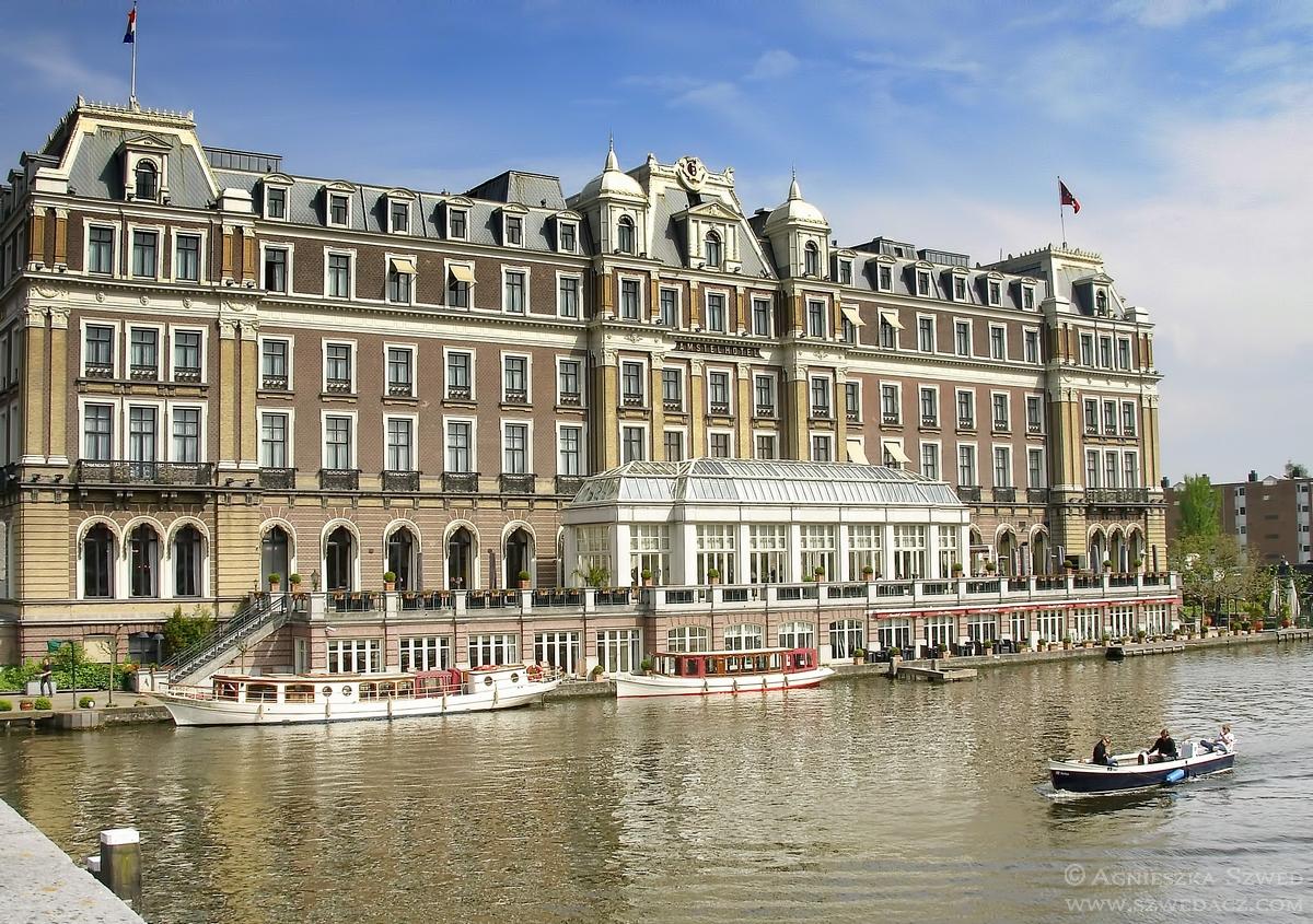 Amsterdam – w mieście nad Amstel