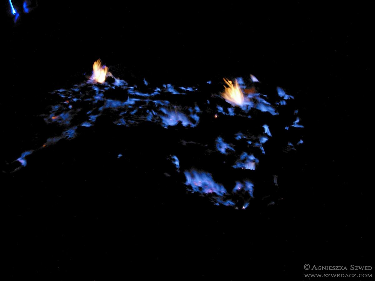 Focul Viu – spanie na metanie