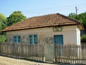 Rumunia, szkoła w Beciu