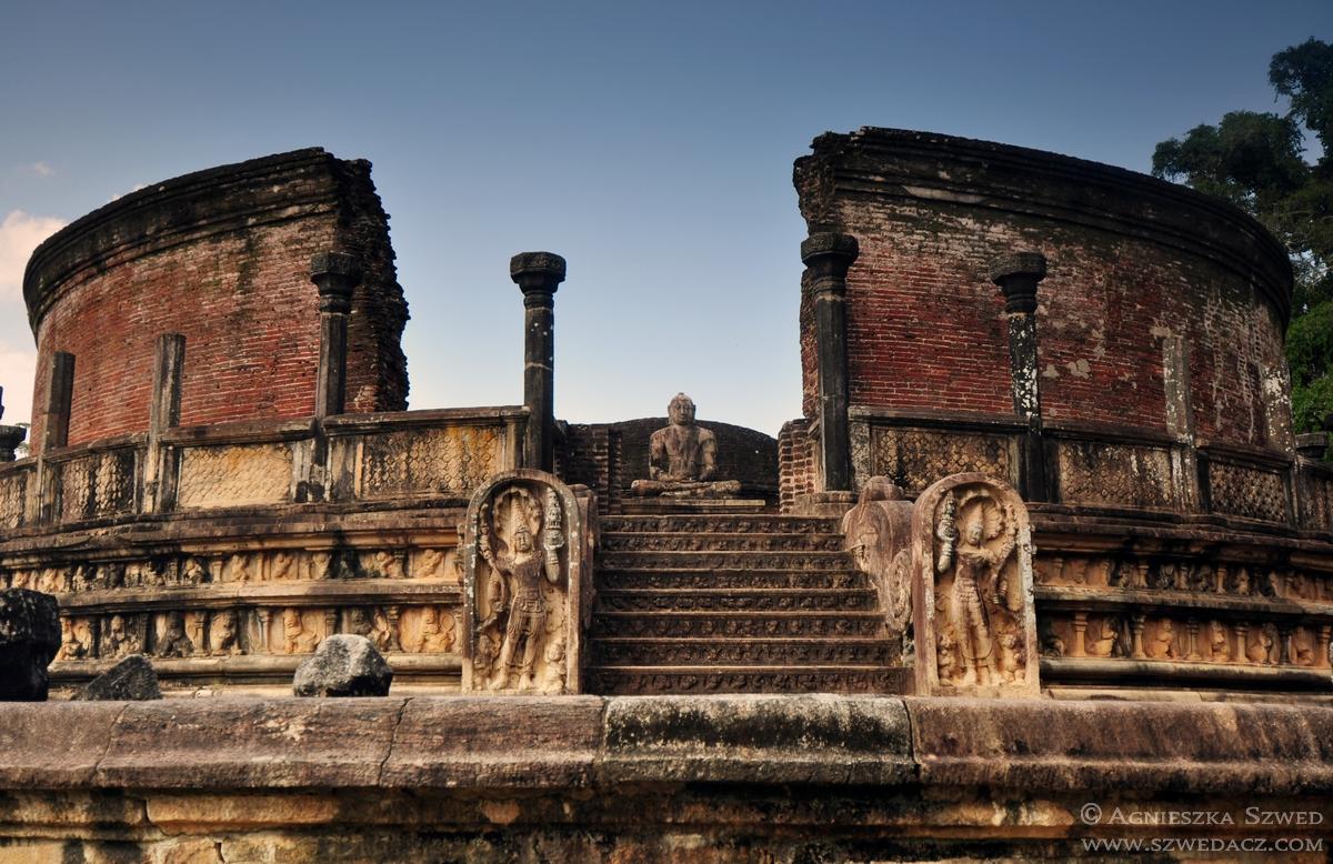 Polonnaruwa – nowa cywilizacja w dawnej stolicy