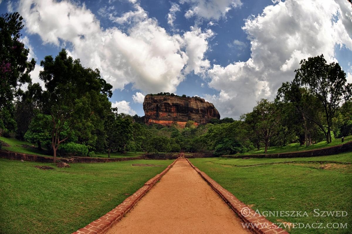 Sigirija – w paszczy lwa