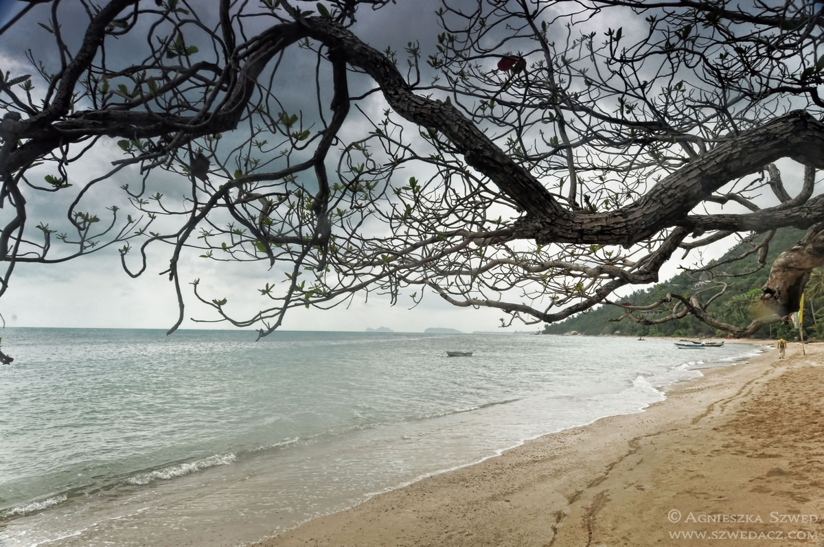 plaże Ko Pha Ngan