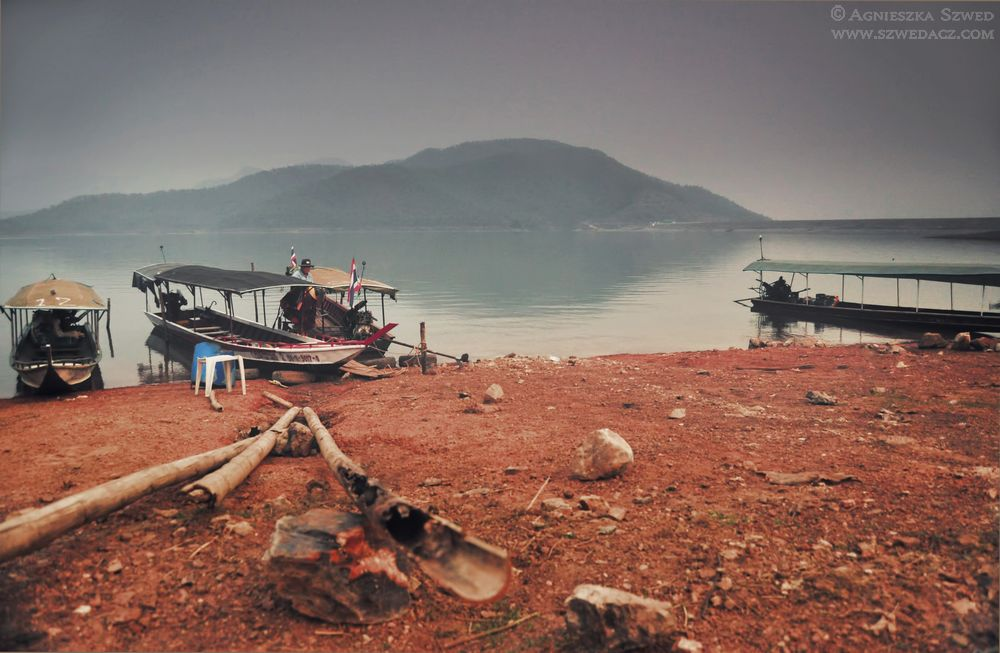 Park Narodowy Sri Lanna – jezioro Mae Ngat