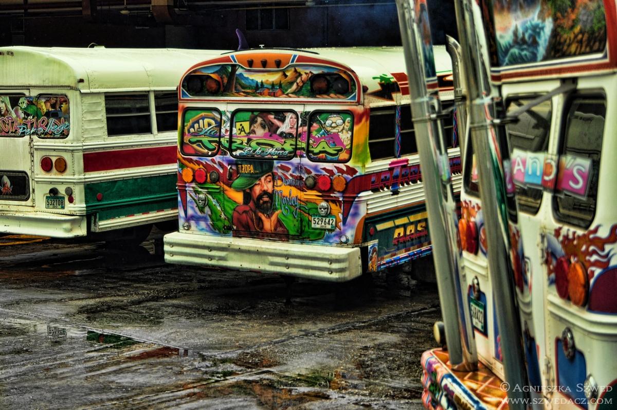 Transportowy zawrót głowy – jak podróżować po Panamie… i nie zwariować