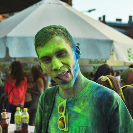 Festiwal Kolorów Warszawa 30-05-2014
