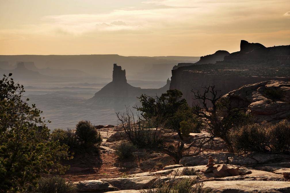 Canyonlands – kaniony po raz pierwszy