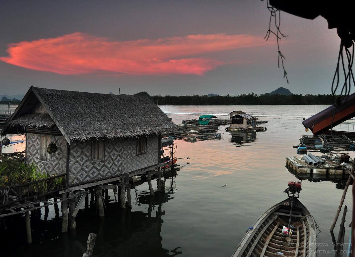 Ko Panyi – całe życie na wodzie