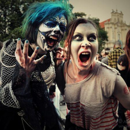 Zombie Walk Warszawa