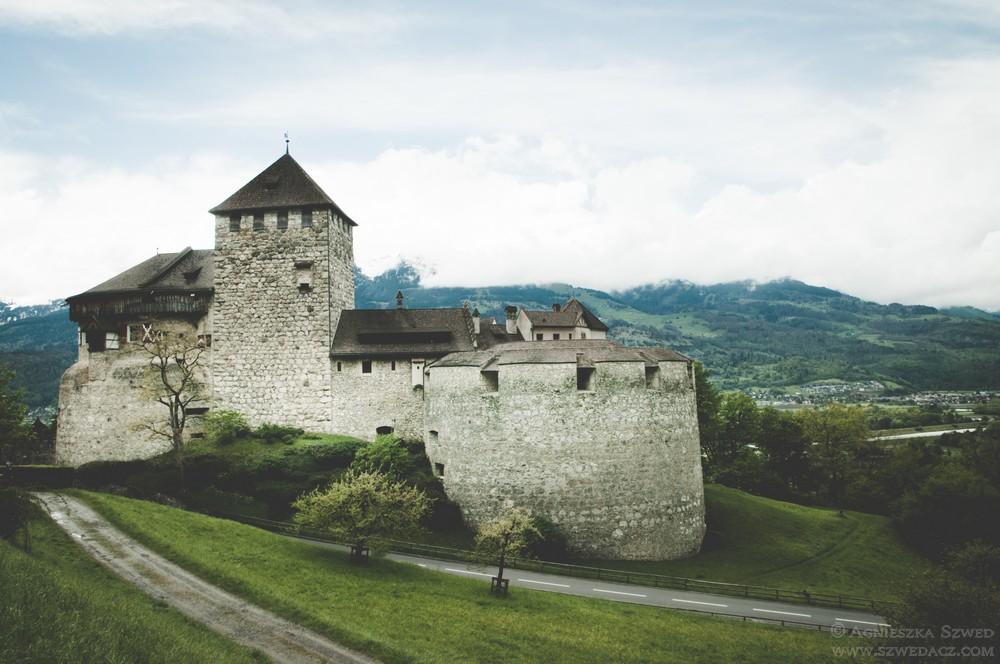 Zamek wVaduz