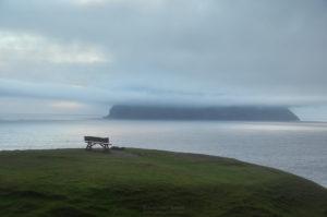 Wyspy Owcze, w Gásadalur.