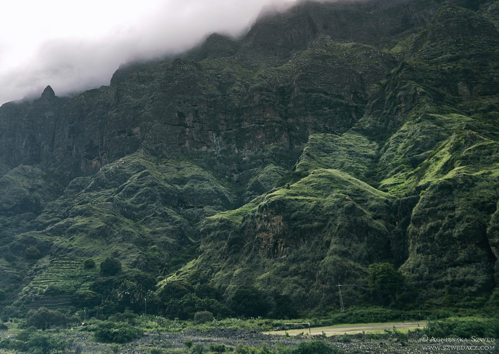 Ribeiry – zielone serce Cabo Verde