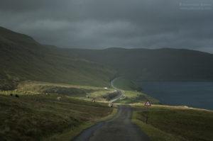Droga przez wyspy