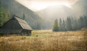 Tatry - Świt w dolinie Jaworzynki