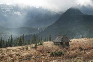 Tatry: na Hali Gąsienicowej