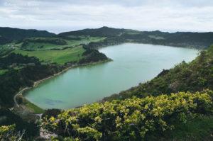 Azory, São Miguel - Lagoa das Furnas