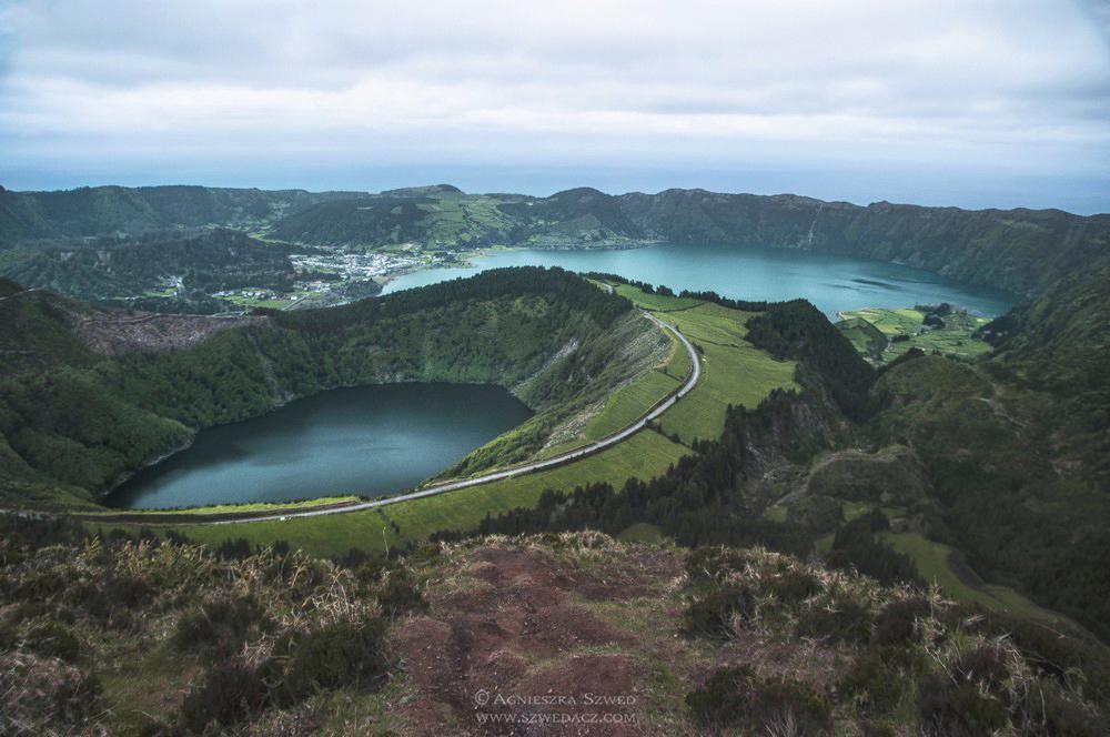 Azory – niezwykłe jeziora São Miguel