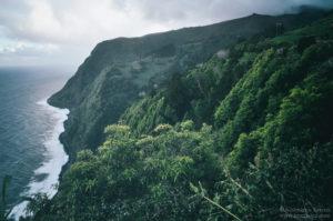 Azory. Sao Miquel - Miraduro da Ponta do Sossego