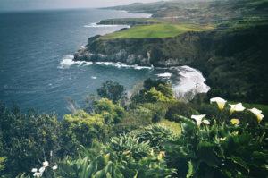 Azory. Sao Miquel -Miraduro de Santa Iria