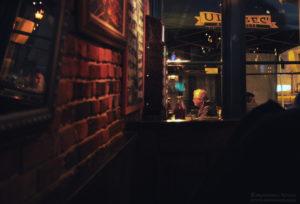 Nowy Jork: Bary Stone Street