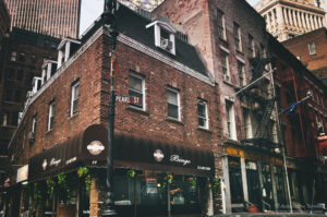 Nowy Jork: Pearl Street