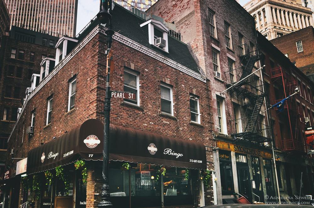Stary Nowy Jork – spacerem po Dolnym Manhattanie