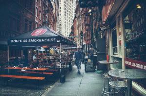 Nowy Jork: Stone Street