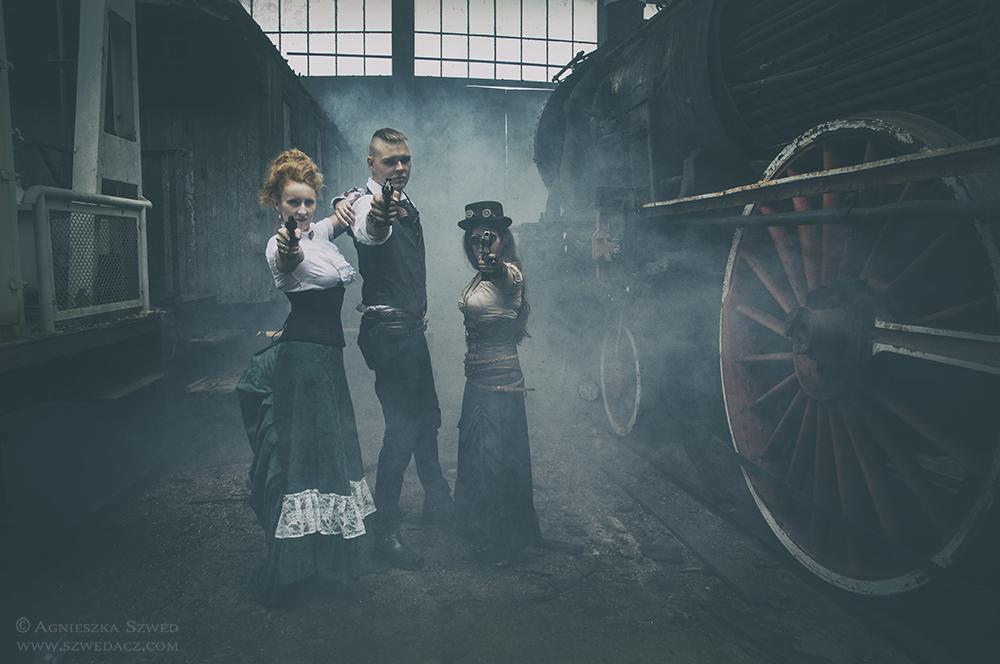 Podróż w kłębach pary – parowozem w XIX wiek