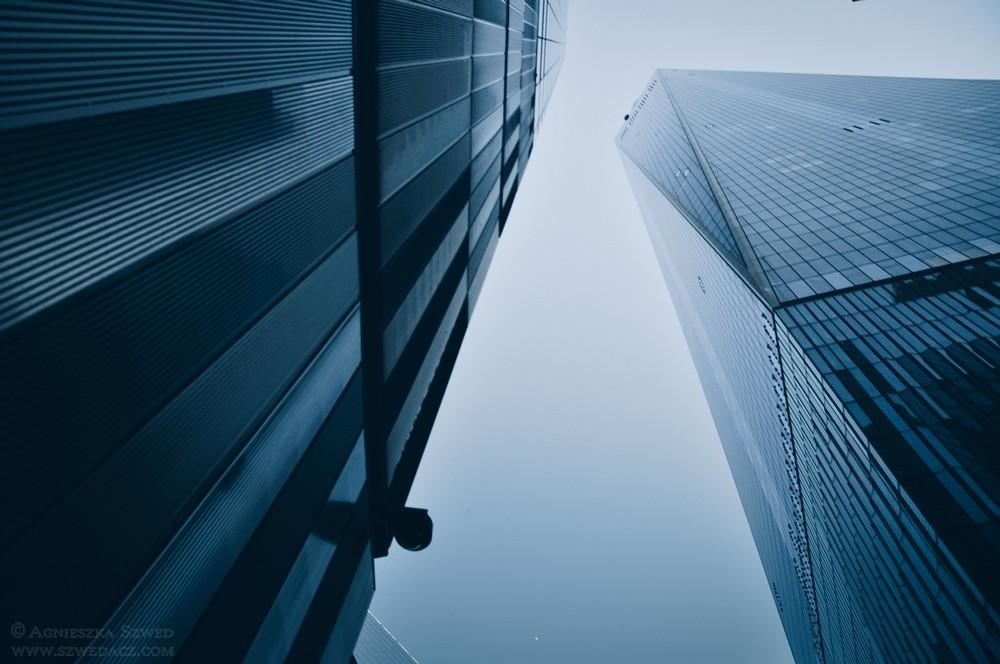 Nowy Jork - One World center