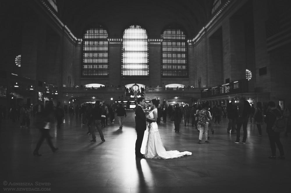 Dworzec Grand Central wNowym Jorku