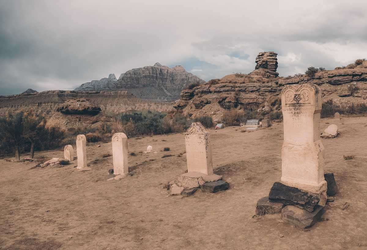 Cmentarz wGrafton