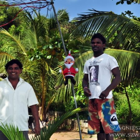 christmas on Sri Lanka