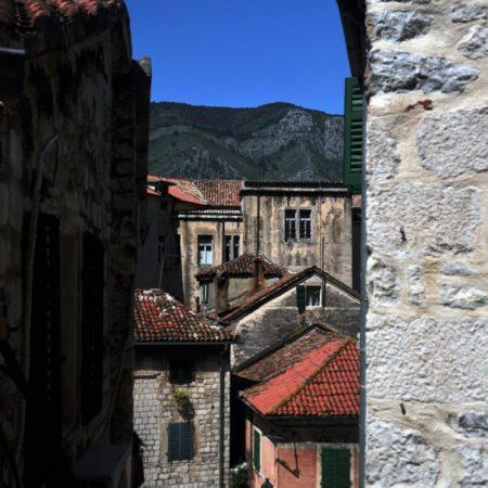 Starówka w Kotorze