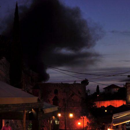 dym, Stary Bar