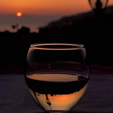 Ulcinj, twierdza, wino