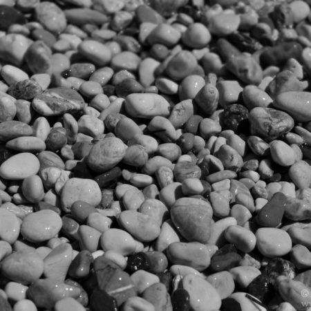 Budva, kamienie
