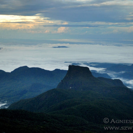 Sri Lanka, Adam's Peak