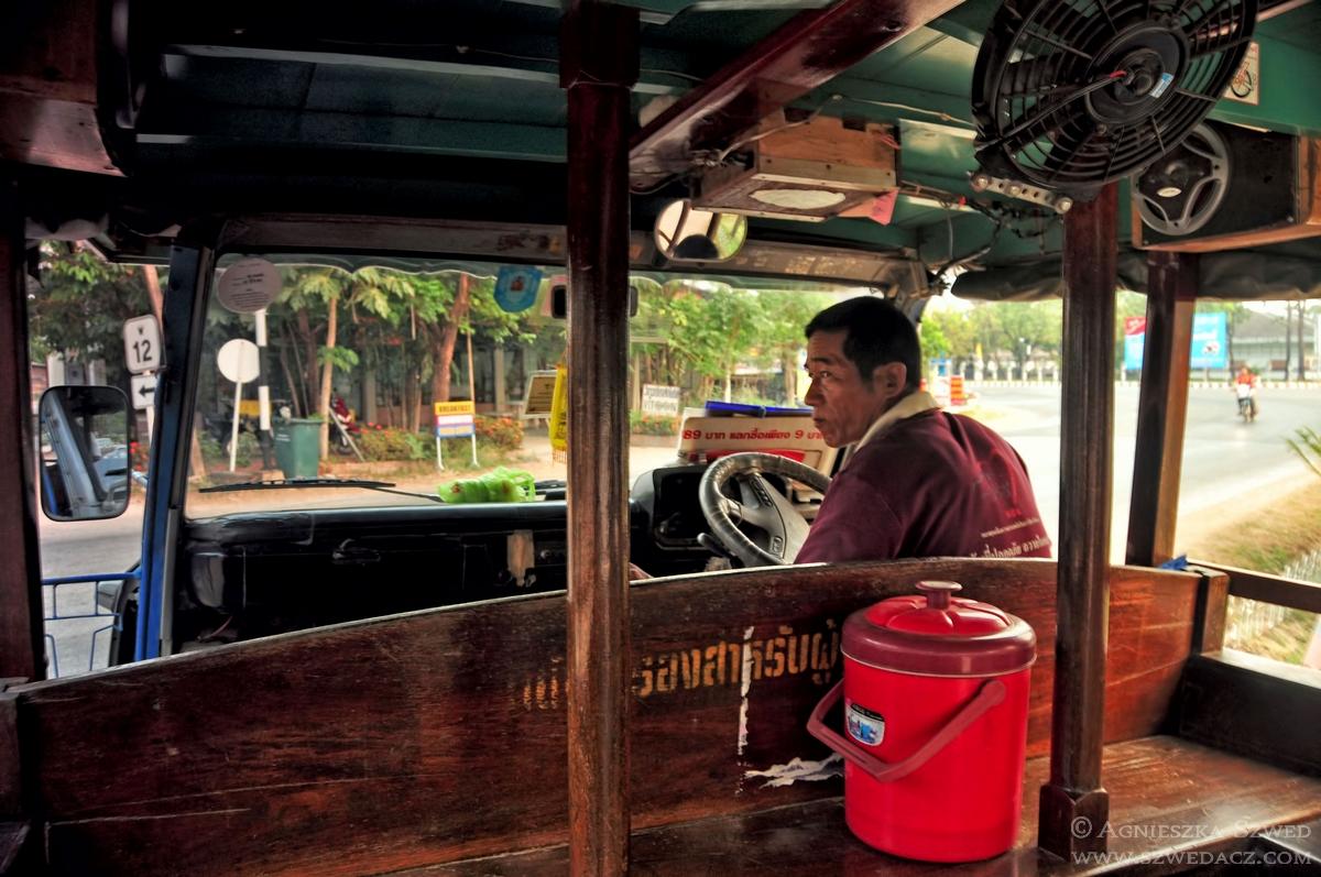 Autobus po tajsku