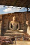Budda w Polonnaruwa