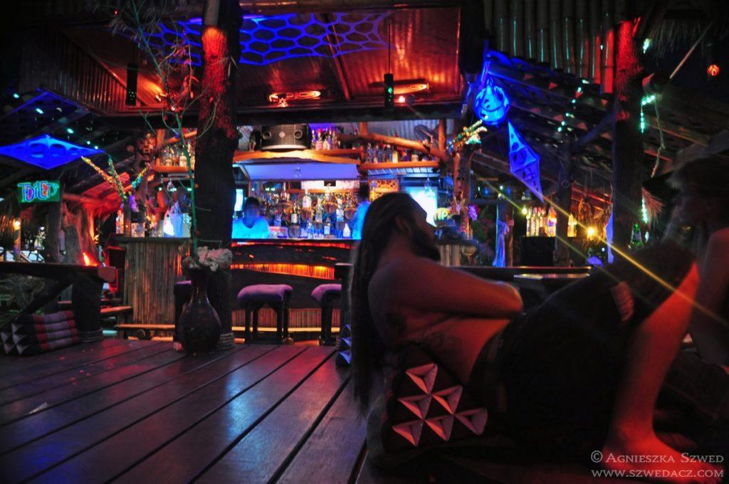 bar na drzewie, Ko Pha Ngan
