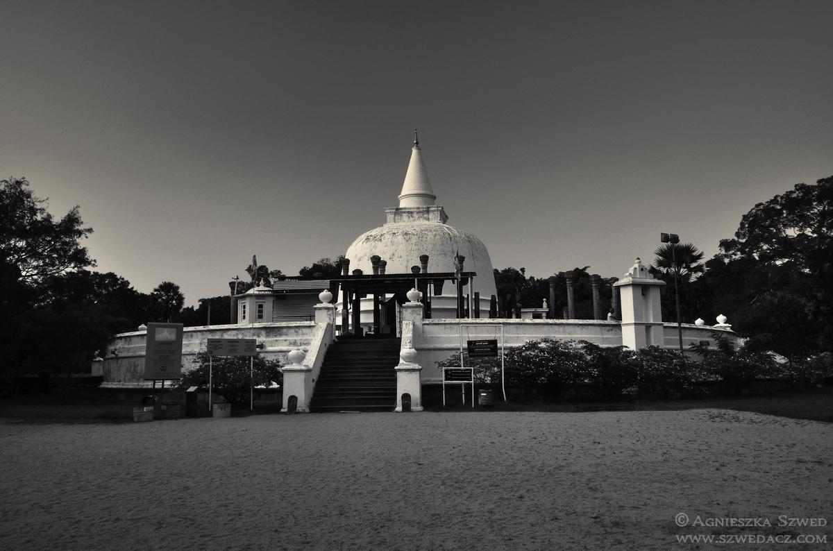Anuradhapura – strażnica świętego drzewa