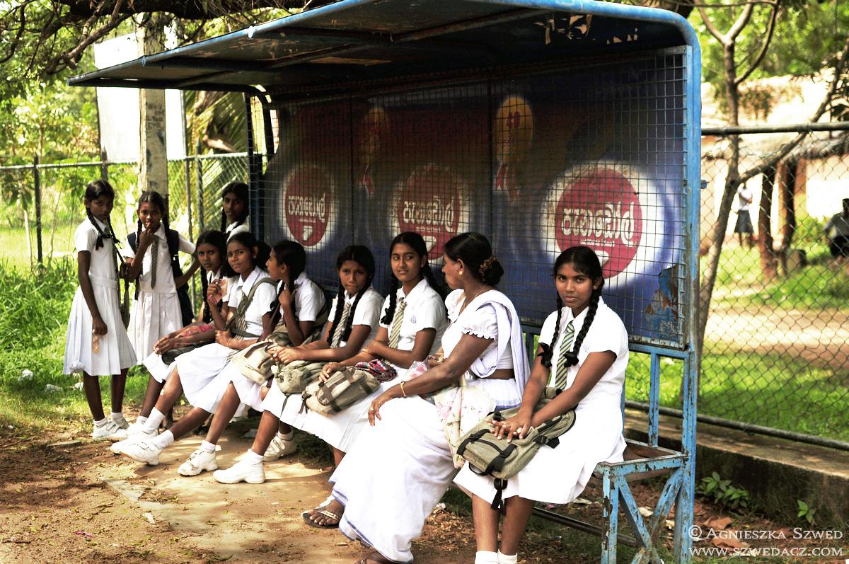Autobusem przez Sri Lankę – busy disco mogą wszystko