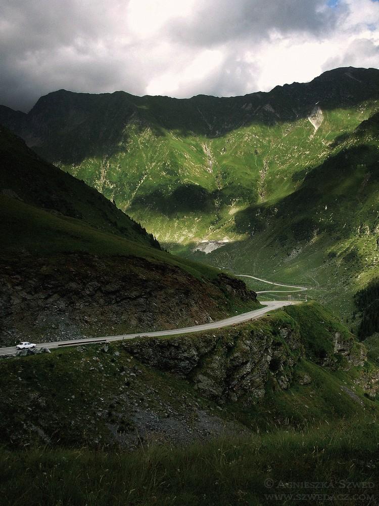 Trasa Transfogaraska