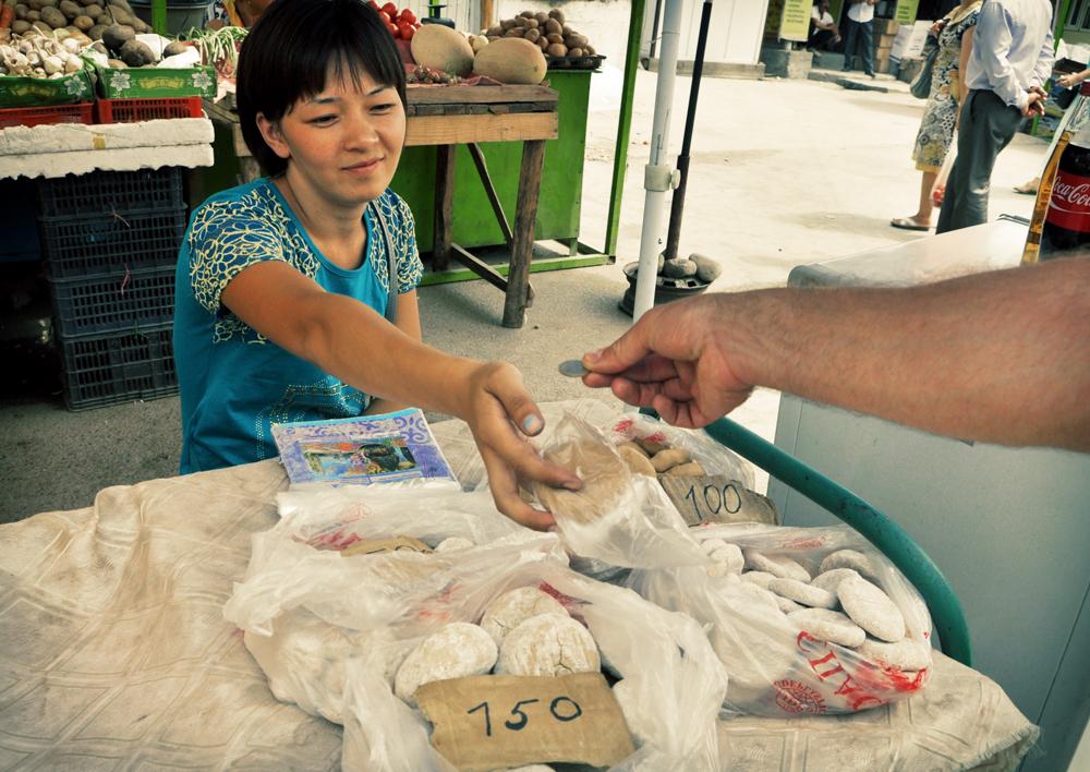 bazar w kazachstanie