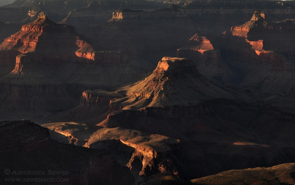 Wielki Kanion Kolorado – 2 miliardy lat zapisane w skałach