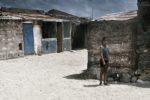 Mieszkańcy Baia das Gatas, Cabo Verde.