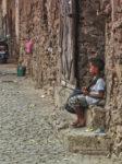 W Mindelo, wyspa Sao Vicente